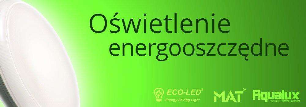 Oświetlenie energooszczędne